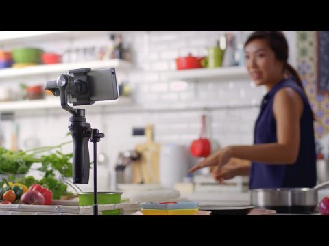 DJI Osmo Mobile – The Vlogger