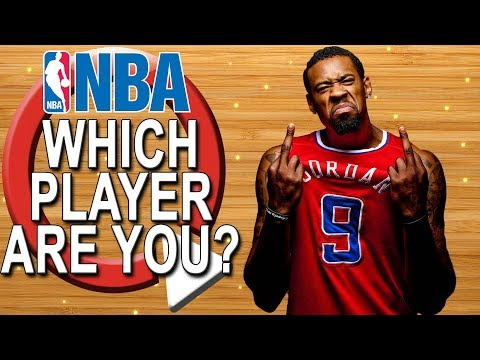 NBA Quiz | Which NBA Player Are You?