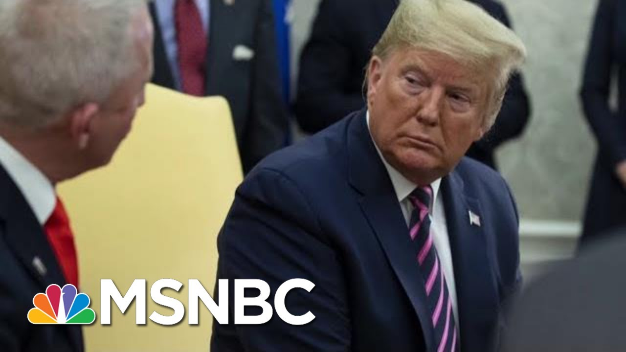 Major Evangelical Magazine Calls For Trump's Removal | Morning Joe | MSNBC