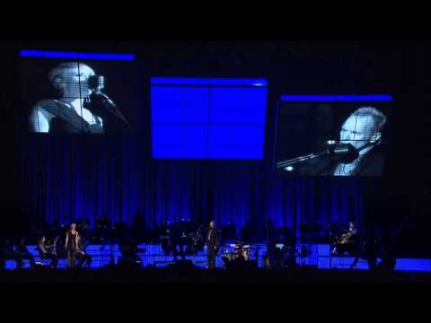 Sting - You will be my ain true love (HD) Live in Berlin