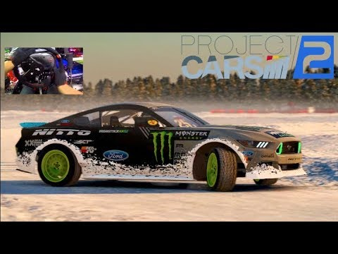 Project Cars 2 GoPro FUN Pack DLC - 900hp RTR Formula Drift Mustang