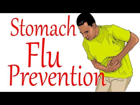 How to Prevent Stomach Flu | Stomach Flu Prevention