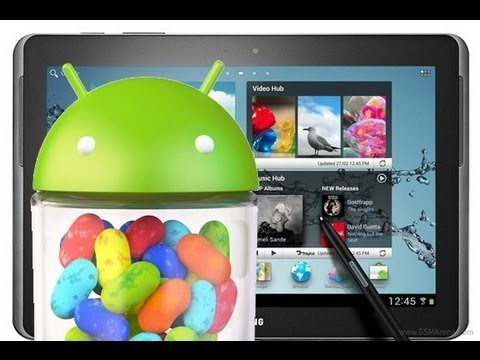 [Howto] Flash Galaxy Tab 2 10.1 (P5110) to Original Jelly Bean (Android 4.1.2) [DE]