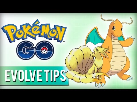 POKÉMON GO: Should You EVOLVE Or WAIT?! (How To Know When To EVOLVE and POWER UP Your Pokémon!)