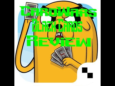 For the first time in adventure time card wars history black cards unlock review part 1