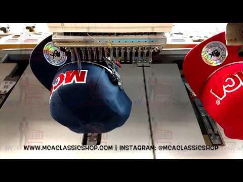 MCA Classic Shop | MCA Snapback Hats - 100% Cotton & Embroidery Proof!