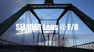 Sony E-Mount 10-18mm f/4 OSS Lens | SEL1018 - Overview and Sample Video