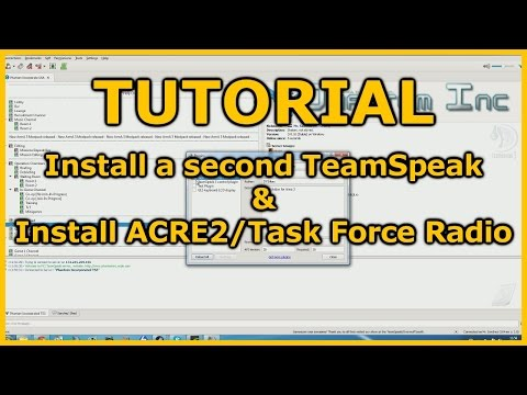 [Tutorial] How to install second TS3 for ACRE2/TFR