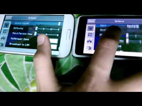 Cara Bermain Multiplayer di Minecraft PE Android