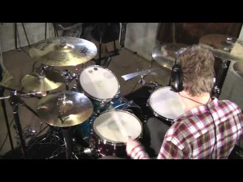 Muse | Time Is Running Out | Drum Tutorial (Ben Powell)