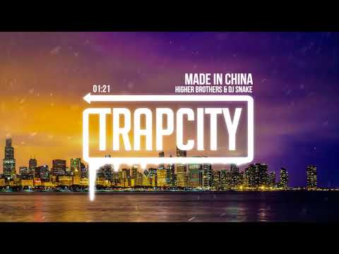 Higher Brothers & DJ Snake - Made In China (Lyrics)