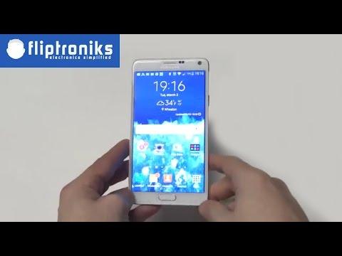 Samsung Galaxy Note 4: How To Turn Off Autocorrect - Fliptroniks.com