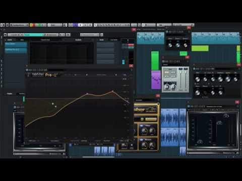 How to Create Talk Box Vocal Effect in Cubase
