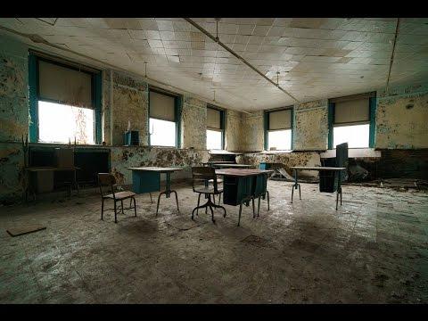 Abandoned Historic Elementary School Exploration