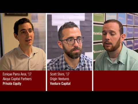 Impact of an Internship: Private Equity and Venture Capital