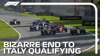 2019 Italian Grand Prix: A Crazy End To Qualifying!