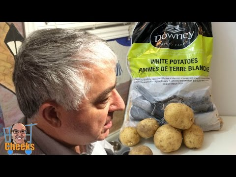 Remove Grey Hair with Potato Skins - DIY Grey Hair Removal Cheeks