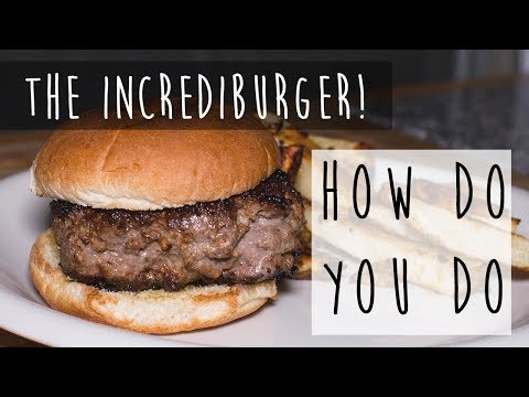 How to Make the Perfect Skillet Burger || Juicy Stove Top Burgers