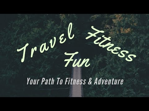 Travel | Fitness | Fun #How To Stay Fit While Travelling 🔥🌏