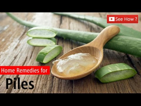 How to Get Rid of Hemorrhoids Fast Naturally? Home Remedies for Piles