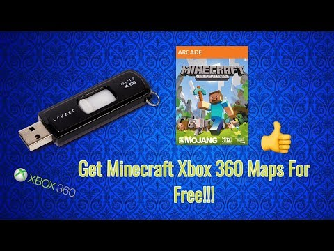 How To Get Minecraft Xbox 360 Maps For Free