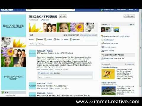 How to Set a Default Tab in Facebook