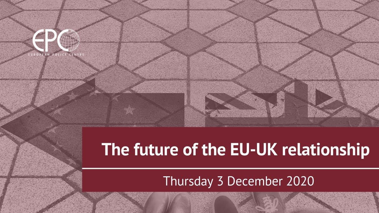 The future of the EU-UK relationship