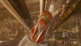 Fast and Furious 7 amazing building car jump abu dabi