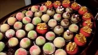 #x202b;وصفة الحلو التونسي(hlou Tounssi) ❤️❤️ و كل أسرار😚😉حلويات تونسية#x202c;lrm;