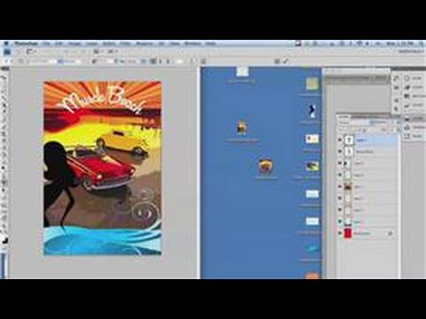 Graphic Design: Photoshop Tips : How to Make Movie Posters Using Photoshop