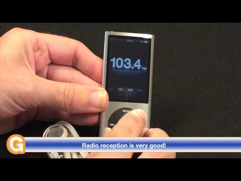 Apple 5th Generation iPod Nano Review