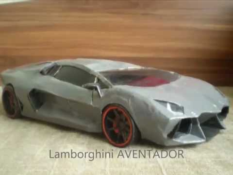 my paper cars 2012-11-29