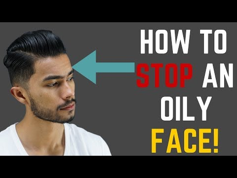 How to Prevent An Oily Face
