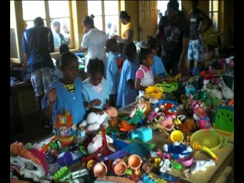 Four Seasons Fairways helps the children of Cape Verde