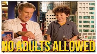 Adults Without Kids Are Banned From Legoland! ft. Steve Greene & Nikki Limo