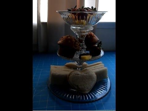 DIY: Valentines Day High Tea
