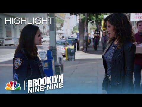 Rosa Makes Amy Check Out A Wedding Dress | Season 5 Ep. 18 | BROOKLYN NINE-NINE