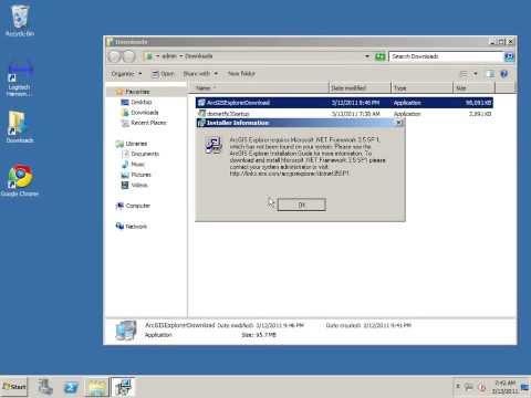 Server 2008 R2 Install Microsoft .NET Framework 3.5 SP1