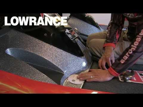 How to install the Lowrance Point-1 GPS antenna