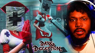 RAGE.. THIS WHOLE CHAPTER IS RAGE | Dark Deception Chapter 4