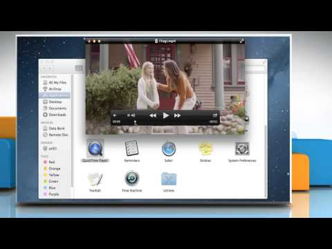 How to split a movie into clips in QuickTime® Player 10.x
