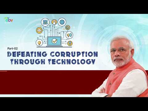 Defeating Corruption through Technology (Part 2)