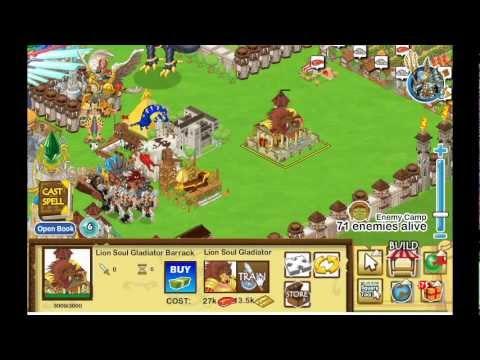 Social Empires: Gladiator Civilization 3