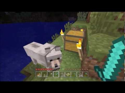 Minecraft Xbox 360 1.8.2 #19 - Powered Rails, Stone Brick Stairs