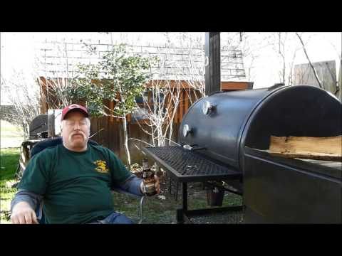 DW's:Central Texas Style Brisket! BBQ Video