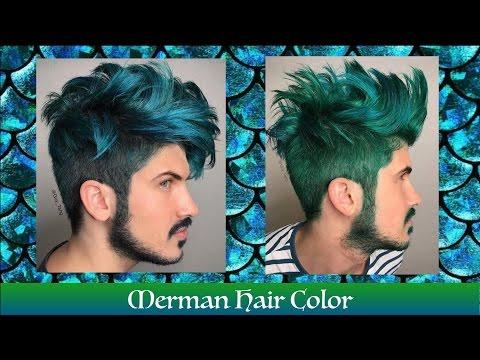 Merman Hair Color