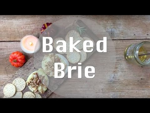 Easy Baked Brie Recipe by Italicana Kitchen