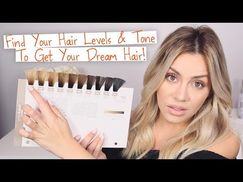 Find Your Hair Level & Tone - To get Your dream hair !
