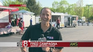 Fridays with Fred: Mystic Food Truck Rally 2017