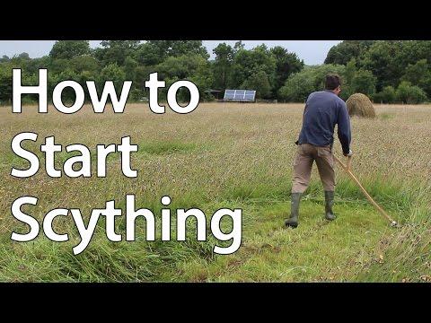 How to Start Scything - Recommended Method